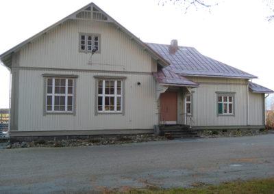 Toimintatalo rakennus vm 1911